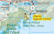 US Travelers Atlas - Alaska