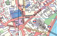 XYZ London CityMap