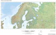 Regional Relief - Northern Europe