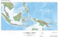 Regional Relief - Southeastern Asia